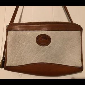 Vintage Dooney & Bourke leather crossbody